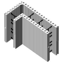 isobriq 30cm hoekblok