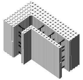 isobriq 40cm hoekblok